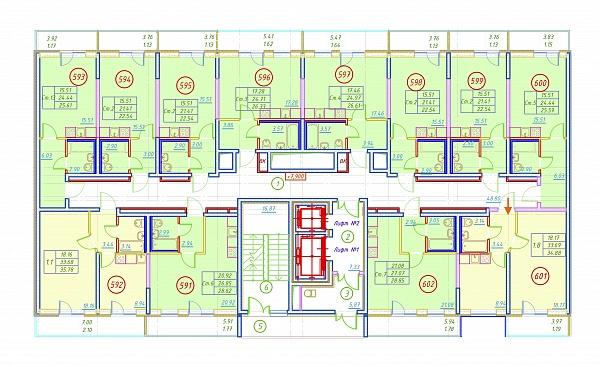 1-к квартира, 34 кв.м., за 5800000 рублей