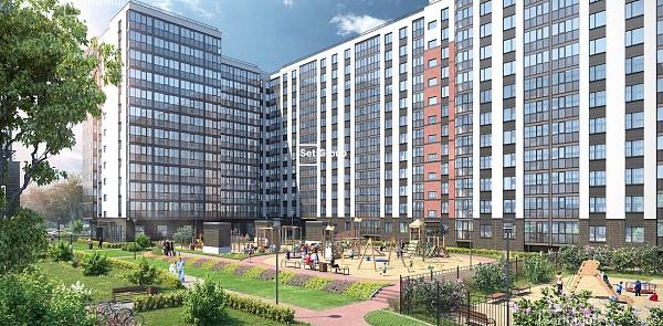 1-к квартира, 31 кв.м., за 6850000 рублей
