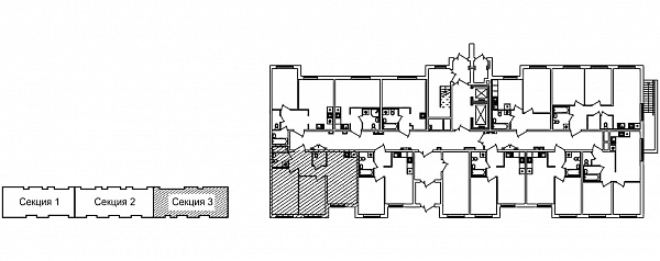 2-к квартира, 57 кв.м., за 5550926 рублей