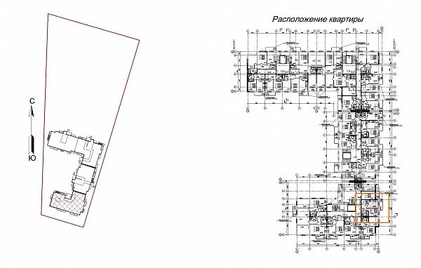 Купить 1 комнатную квартиру  площадью: 32.55 кв.м, рядом c метро Купчино