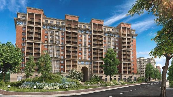 Купить 1 комнатную квартиру  площадью: 40.92 кв.м, рядом c метро Комендантский проспект