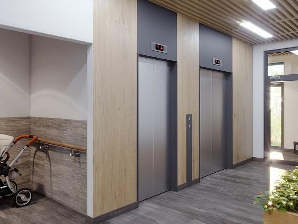 2 комнатная квартира  площадью: 52.02 кв.м