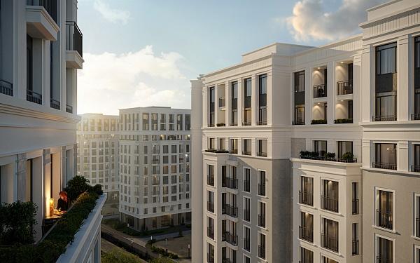 "ЖК ""ID Park Pobedy""  Euroinvest Development"