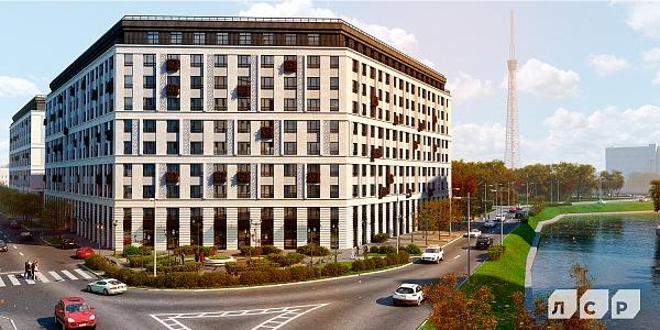 3 комнатная квартира  площадью: 77.7 кв.м