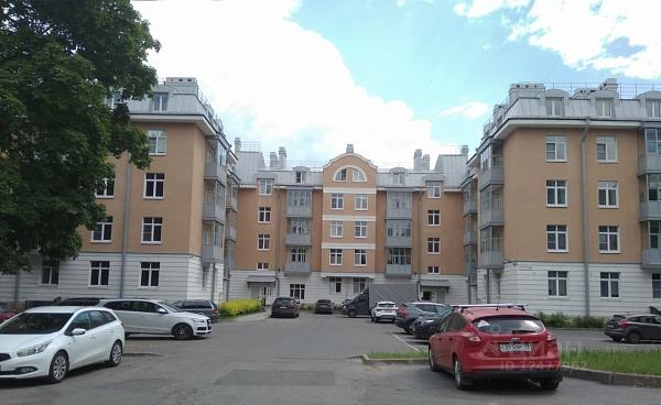 """ЖК """"Pushkin House"""" / Пушкин Хаус"""