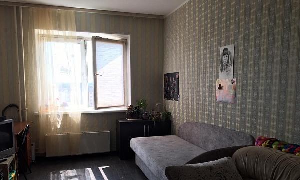 1-к квартира, 38 кв.м.